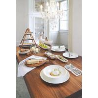 FRÜHSTÜCKSTELLER Keramik Fine China  - Weiß, Basics, Keramik (22cm) - Villeroy & Boch