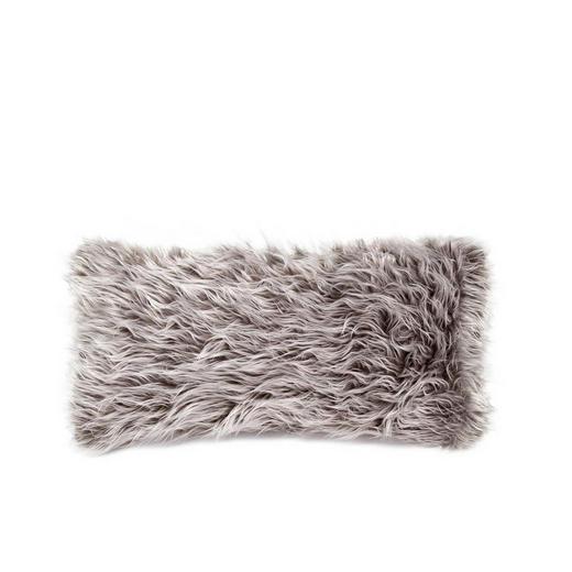 NACKENSTÜTZKISSEN      60/30/15 cm - Grau, Basics, Textil (60/30/15cm)