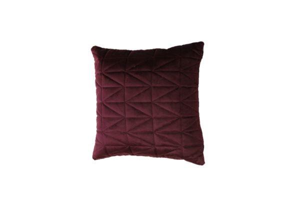 KUDDFODRAL - lila, Design, textil (45/45cm)