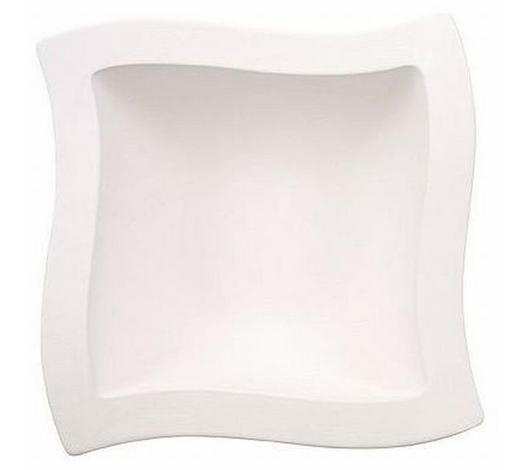 SCHÜSSEL - Weiß, Design, Keramik (25/25cm) - Villeroy & Boch