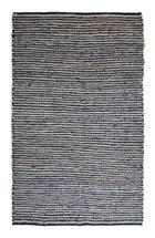 TEPPICH  Schwarz  170/240 cm - Schwarz, Basics, Textil (170/240cm)