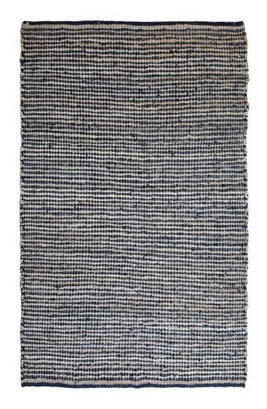 TEPPICH  170/240 cm  Schwarz - Schwarz, Design, Textil (170/240cm)