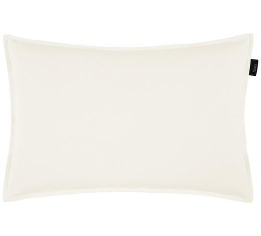 KISSENHÜLLE - Weiß, Basics, Textil (40/60cm) - Novel