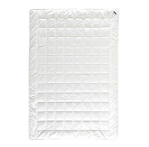 SOMMERBETT  155/220 cm - Weiß, Design (155/220cm) - Billerbeck