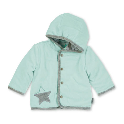 JACKE - Mintgrün, Basics, Textil (50) - Sterntaler