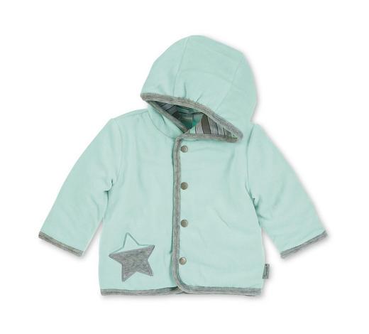 JACKE - Mintgrün, Basics, Textil (50null) - Sterntaler