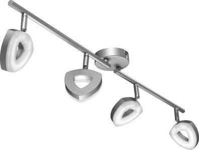 LED REFLEKTOR - Srebrna, Dizajnerski, Plastika/Metal (78/9/15cm) - Boxxx