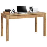 PSACÍ STŮL - barvy dubu, Konvenční, kompozitní dřevo (138/78/67cm) - Hom`in