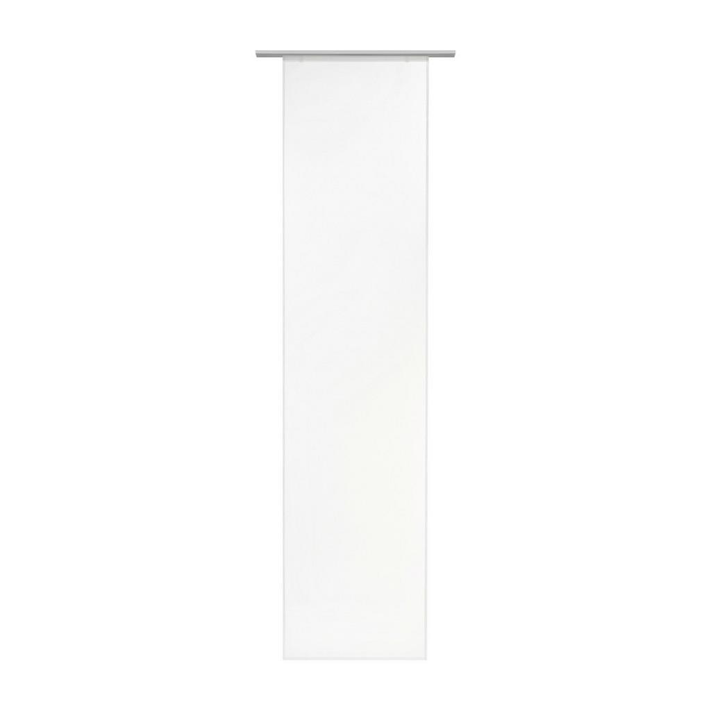 Boxxx Flächenvorhang 2er Set transparent 60/245 cm
