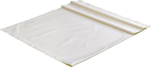 TISCHDECKE Textil Creme 130/170 cm - Creme, Textil (130/170cm)