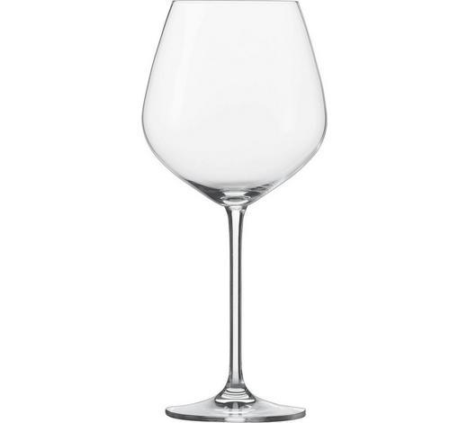 BORDEAUXGLAS - Klar, KONVENTIONELL, Glas (0,6l) - Schott Zwiesel