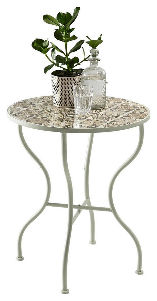 Gartentisch Keramik Metall Weiss Online Kaufen Xxxlutz