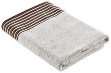 DUSCHTUCH 70/140 cm  - Creme, Basics, Textil (70/140cm) - Esposa