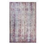 WEBTEPPICH  120/170 cm  Blau, Grau, Lila, Orange   - Blau/Lila, KONVENTIONELL, Textil (120/170cm) - Novel