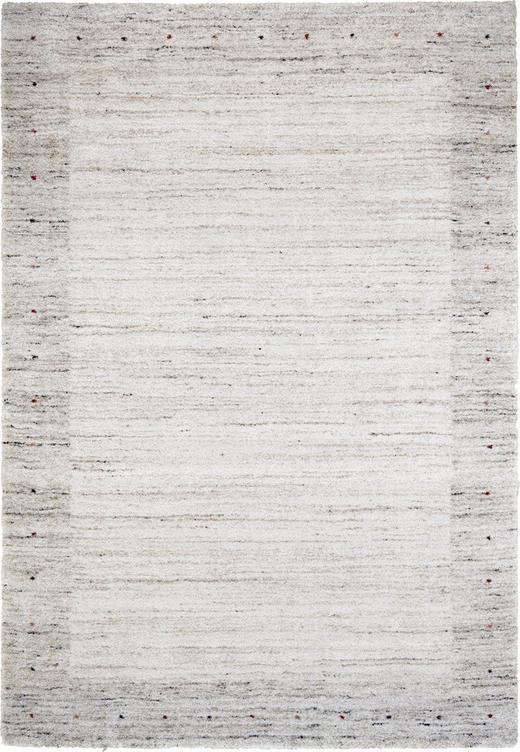VÄVD MATTA - naturfärgad, Klassisk, textil (140/200cm) - NOVEL