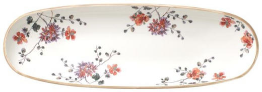 OBSTSCHALE - Multicolor, KONVENTIONELL, Keramik (17/55cm) - Villeroy & Boch