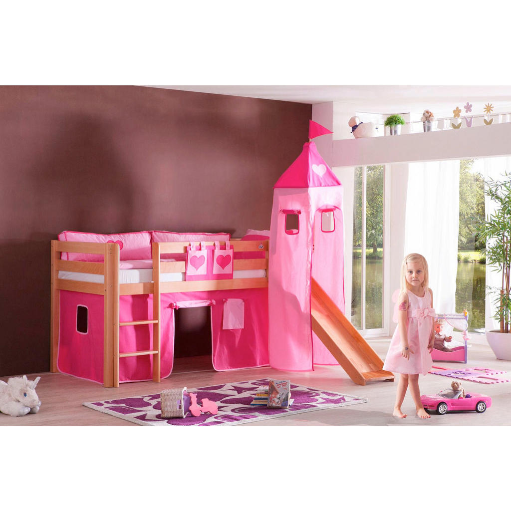 Spielbett 'Alex' für Mädchen von Relita
