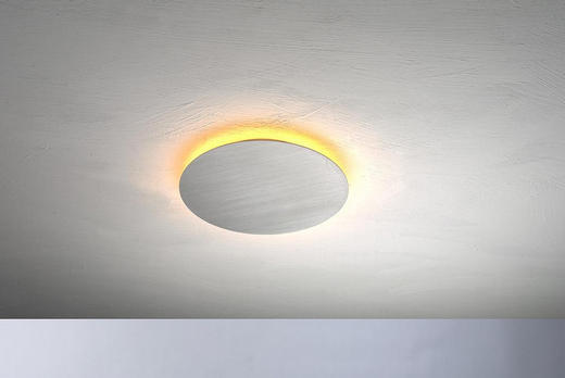 LED-DECKENLEUCHTE - Design, Metall (34/3,5cm) - Escale
