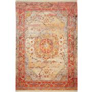 VINTAGE-TEPPICH - Rot, LIFESTYLE, Textil (120/153cm) - Esposa