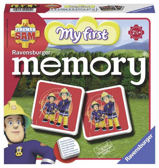 MEMORY - Multicolor, Basics, Karton (19/19/4,8cm) - Ravensburger