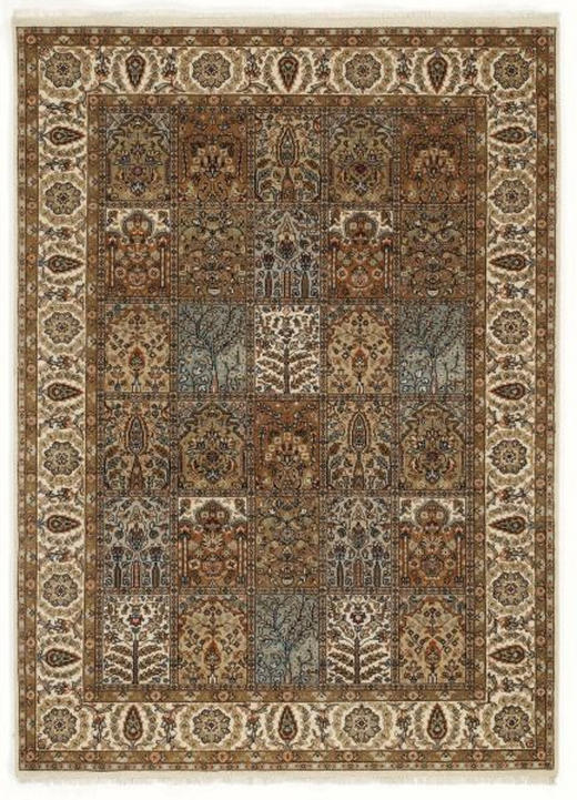 ORIENTTEPPICH  170/245 cm  Braun, Creme - Creme/Braun, Basics, Textil (170/245cm) - Esposa