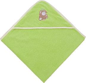 BADLAKAN MED HUVA - grön, Basics, textil (100/100cm) - My Baby Lou