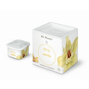 RAUMDUFT VANILLA - Weiß, Basics, Kunststoff (5,5/5,5/5,5cm) - Ipuro