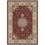 WEBTEPPICH - Rot, KONVENTIONELL, Textil (160/230cm) - Esposa