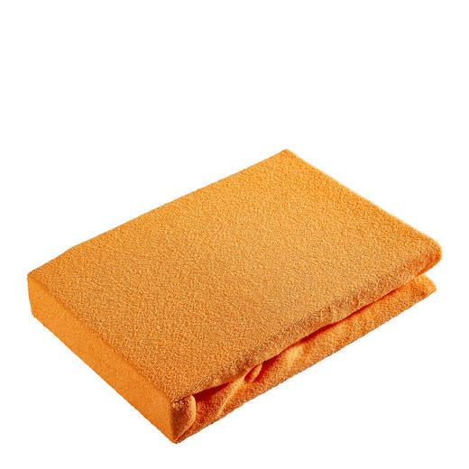 WICKELAUFLAGENBEZUG - Orange, Basics (75/85cm) - Odenwälder