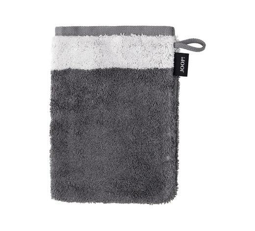 WASCHHANDSCHUH - Weiß/Grau, Design, Textil (16/22cm) - Joop!