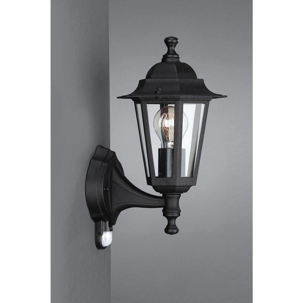 Außenwandlampe im nostalgischen Stil