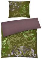 POVLEČENÍ - zelená, Moderní, textil (140/200cm) - NOVEL