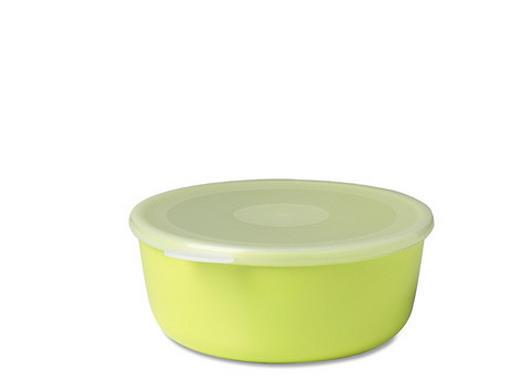 SCHALE MIT DECKEL 1L - Grün, Basics, Kunststoff (1l) - MEPAL ROSTI