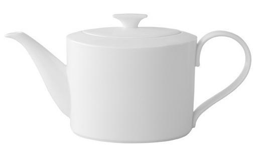 TEEKANNE - Weiß, Basics, Keramik (1,2l) - Villeroy & Boch