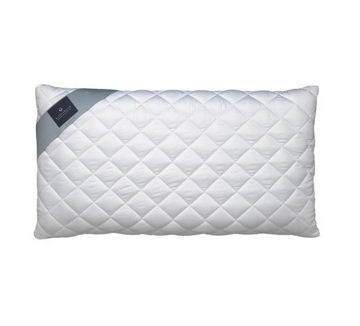 ANATOMSKI VZGLAVNIK LATEXI - bela, Konvencionalno, tekstil (40/80cm) - Billerbeck