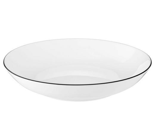 SUPPENTELLER 21 cm - Weiß, LIFESTYLE, Keramik (21cm) - Seltmann Weiden