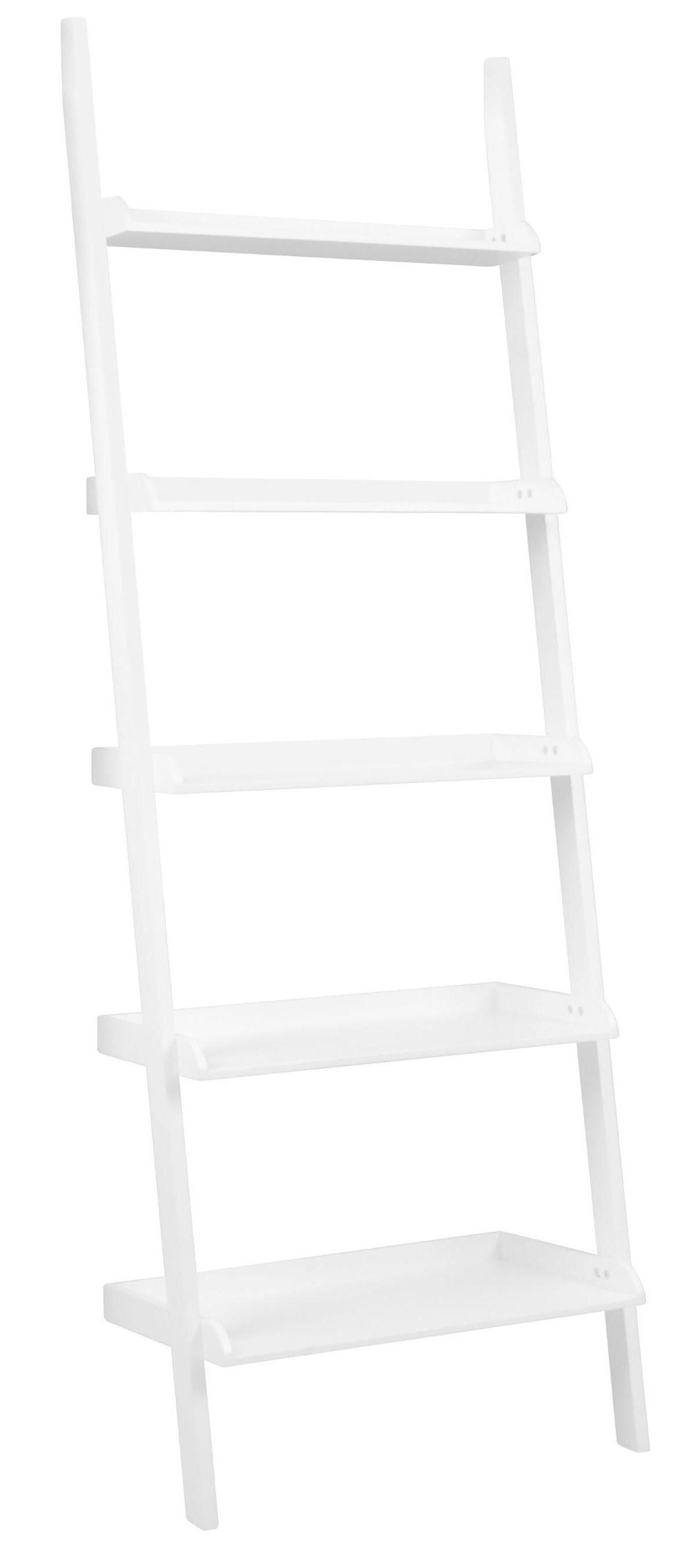 Leiterregal in Weiß 66,5 cm online entdecken