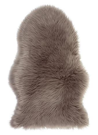 UMJETNO KRZNO - taupe, Basics, tekstil (60/90cm) - Boxxx
