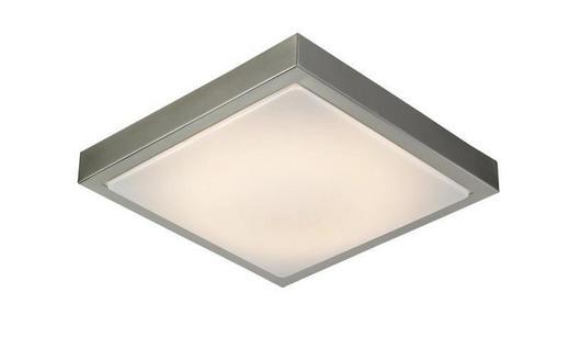 LED-PANEEL - Weiß, Design, Kunststoff/Metall (25/9/25cm) - Boxxx