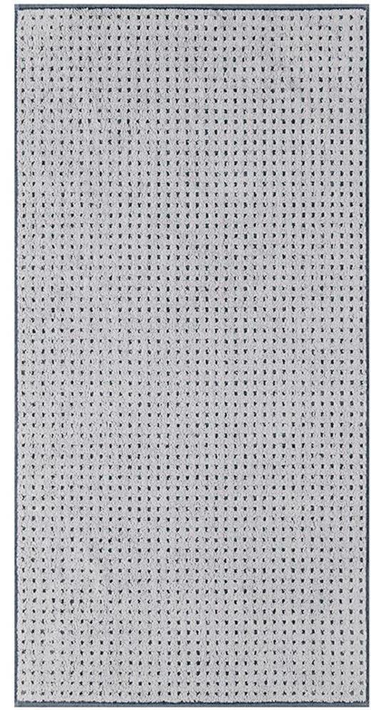 DUSCHTUCH 80/150 cm - Platinfarben, Basics, Textil (80/150cm) - Cawoe