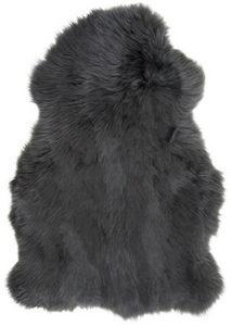 FÅRSKINN 65/45 cm  - grå, Basics, päls (65/45cm) - Linea Natura