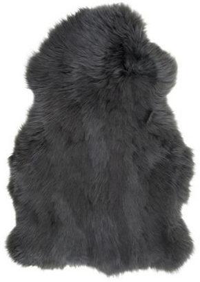 FÅRSKINN - grå, Basics, päls (65/45cm) - Linea Natura