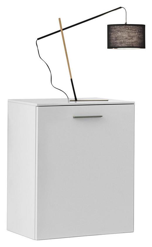 HÄNGEELEMENT Weiß - Weiß, Design, Holzwerkstoff/Metall (52,8/71,6/44,8cm) - Ambiente by Hülsta