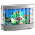 LED SVJETILJKA DEKORATIVNA - boje srebra, Konvencionalno, plastika (31,6/8/23cm)