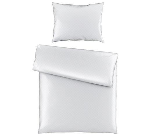 BETTWÄSCHE 140/220 cm - Weiß, Basics, Textil (140/220cm) - Ambiente