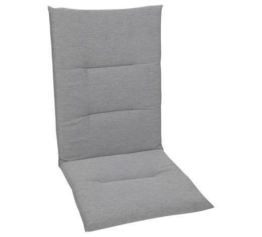 SESSELAUFLAGE Uni  - Grau, KONVENTIONELL, Textil (48/120/5cm)