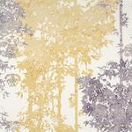 DEKOSTOFF per lfm blickdicht - Gelb/Grau, Design, Textil (140cm) - Esposa