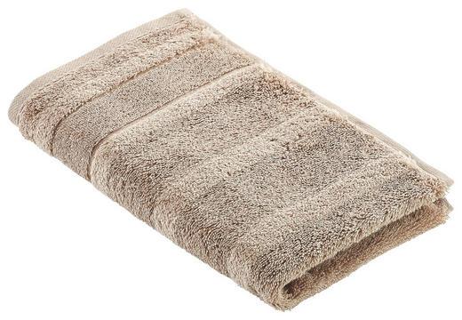 GÄSTETUCH Sandfarben 30/50 cm - Sandfarben, Basics, Textil (30/50cm) - Cawoe
