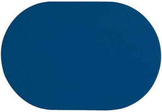 TISCHSET 30/45 cm - Blau, Basics, Kunststoff (30/45cm)