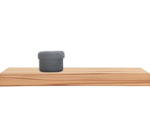 POLICE NÁSTĚNNÁ - barvy buku, Basics, dřevo (60/25cm)
